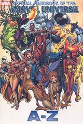 Official Handbook Of The Marvel Universe A To Z Vol.11
