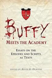 Buffy Meets the Academy