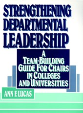 Strengthening Departmental Leadership