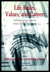 Life Roles, Values, and Careers