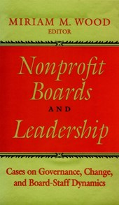 Nonprofit Boards and Leadership