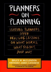 Planners on Planning