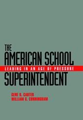 The American School Superintendent
