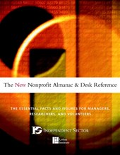 The New Nonprofit Almanac and Desk Reference