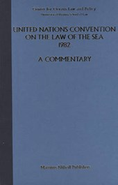 United Nations Convention on the Law of the Sea 1982, Volume II