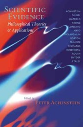 Achinstein Scientific - Philosophical Theories and  Applications