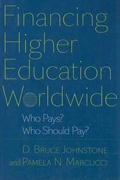 Financing Higher Education Worldwide