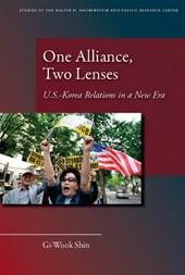One Alliance, Two Lenses
