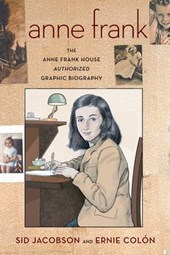 Anne frank graphic novel biography