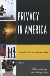 Privacy in America