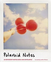 Polaroid notes : 20 different notecards and envelopes