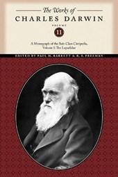 The Works of Charles Darwin, Volume 11