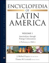 ENCYCLOPEDIA OF LATIN AMERICA, 4-VOLUME SET