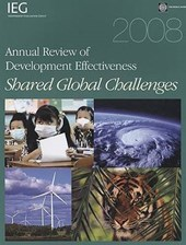 2008 Annual Review of Development Effectiveness
