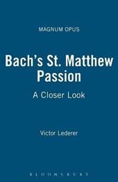 """Bach's """"St. Matthew Passion"""""""