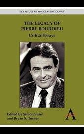 The Legacy of Pierre Bourdieu