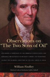 Observations on 'The Two Sons of Oil'