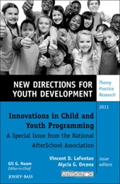Innovations in Child and Youth Programming: A Special Issue from the National AfterSchool Association