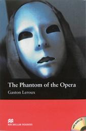 Phantom of the Opera Macmillan Beginner Reader Book & CD