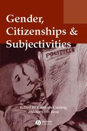 Gender, Citizenships and Subjectivities