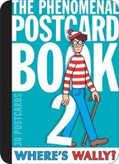 Where's Wally? The Phenomenal Postcard Book Two