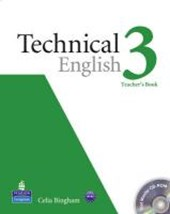 Technical English Level 3 (Intermediate) Teacher's Book (with Test Master CD-ROM)