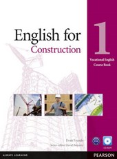 English for Construction Level 1 Coursebook and CD-ROM Pack