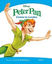 Level 1: Disney Peter Pan