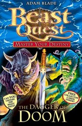 Beast Quest: Master Your Destiny: The Dagger of Doom