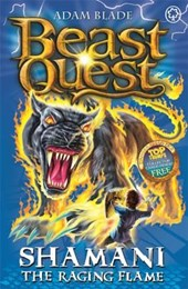 Beast Quest: Shamani the Raging Flame