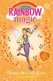 Rainbow Magic: Olympia the Games Fairy