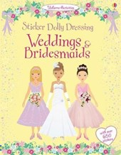 Sticker Dolly Dressing Weddings and Bridesmaids