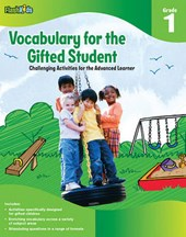 Vocabulary for the Gifted Student Grade 1
