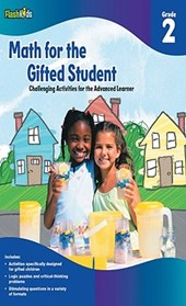 Math for the Gifted Student Grade 2 (For the Gifted Student)