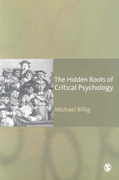 The Hidden Roots of Critical Psychology