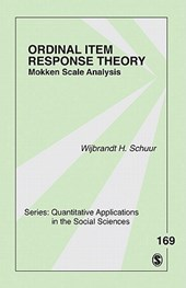 Ordinal Item Response Theory