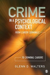 Crime in a Psychological Context