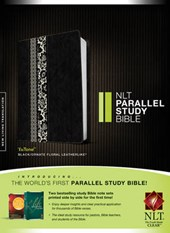 NLT Parallel Study Bible, Indexed