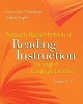 Research-Based Methods of Reading Instruction for English Language Learners