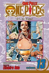 One Piece, Vol. 13