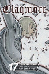 Claymore, Vol. 17