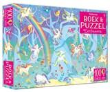 Boek & Puzzel Eenhoorns | Puzzel | 9781474974219