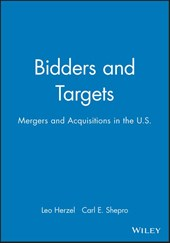 Bidders and Targets