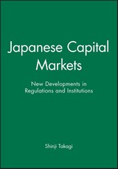 Japanese Capital Markets
