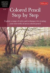 Colored Pencil Step by Step (AL39)