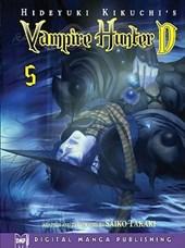 Hideyuki Kikuchis Vampire Hunter D Manga Volume 5