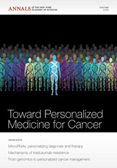 Towards Personalized Medicine for Cancer, Volume 1210