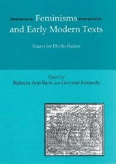 Feminisms and Early Modern Texts