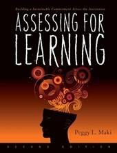 Assessing for Learning