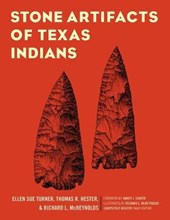 Stone Artifacts of Texas Indians